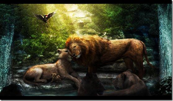 El Rey León,The Lion King,Simba (36)