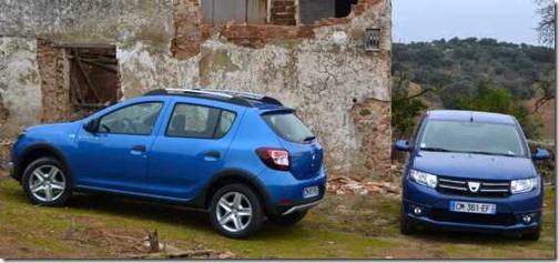 Dacia Sandero en Stepway rij-impressie 03