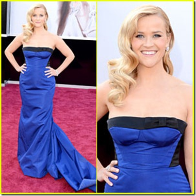 2013 Oscar's Best Beauty Hits... And Some Misses~Reese Witherspoon