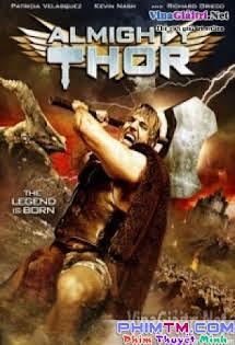 Thần Sấm Đại Chiến Quái Thú - Almighty Thor