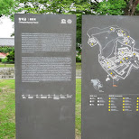 map of changdeokgung palace in Seoul, Seoul Special City, South Korea
