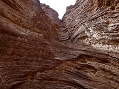 Inside The Devel's Throat, Quebrada de las Conchas, Salta.