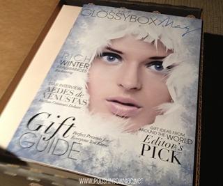 November Glossybox  2