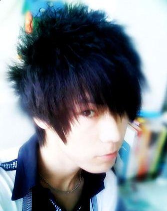 hot chinese young men hair style