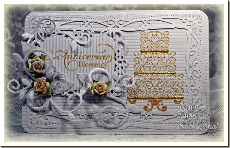 Anniversary Blessings, Our Daily Bread designs