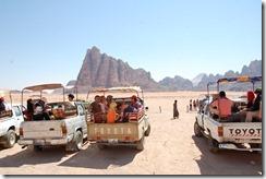 Oporrak 2011 - Jordania ,-  Wadi Rum, 22 de Septiembre  22
