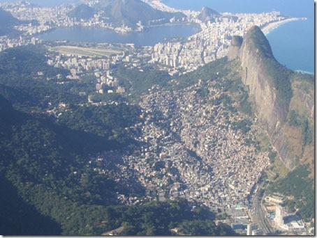 rocinha vista aerea
