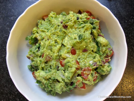 WFMW:  Ascorbic Acid to Keep Your Guacamole Green!
