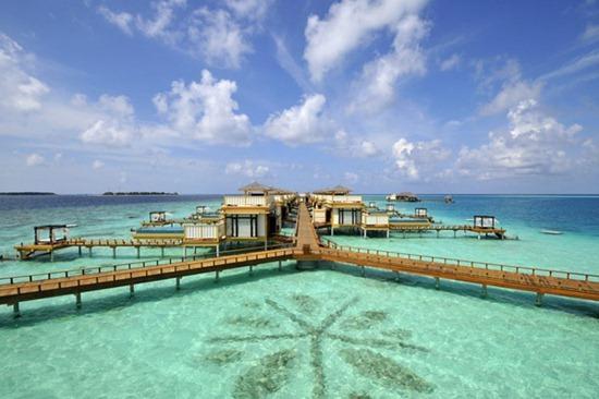Resort Maldivas 02