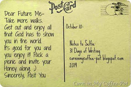 October 10 Post Card