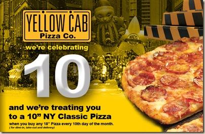 Yellow Cab 10