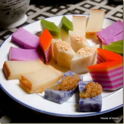 Nyonya Kueh