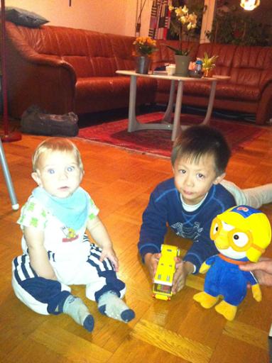 Oskar och Delance