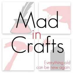Mad in Crafts button