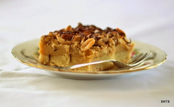 Caramel Nut Slice 1