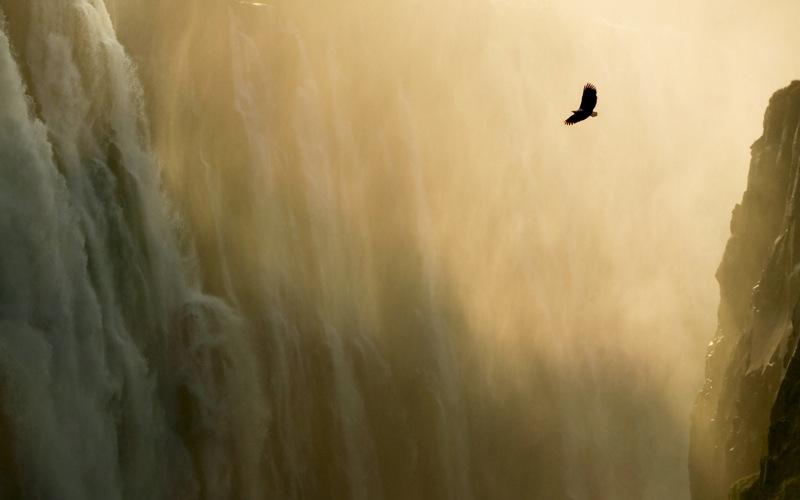 Eagle  Waterfall