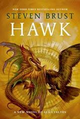 Hawk - Steven Brust