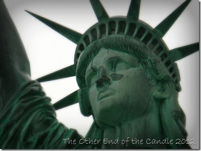 Lady Liberty May 2012