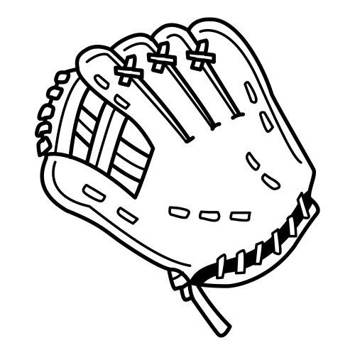 Dibujos infantiles de guantes - Imagui
