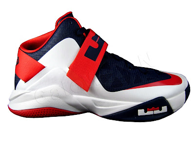 nike zoom soldier 6 gr usa basketball 1 01 Detailed Look at Soldier VI USAB Thats Just Released at Nikestore