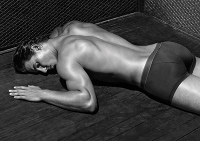 Rafael Nadal by Steven Klein for Emporio Armani Underwear F/W 2011 campaign | www.Armani.com