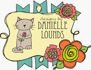 DanielleLoundsLogoForIllustrating