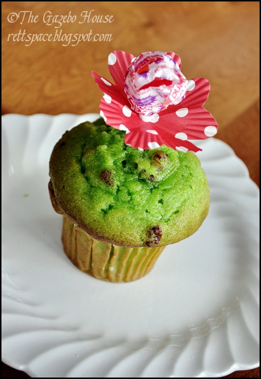 flower cupcakes 006