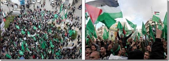 Hamas Rally Ramallah 12-2012