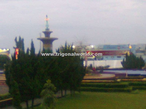 Pusat Alun-alun Ciamis_www.trigonalworld.com
