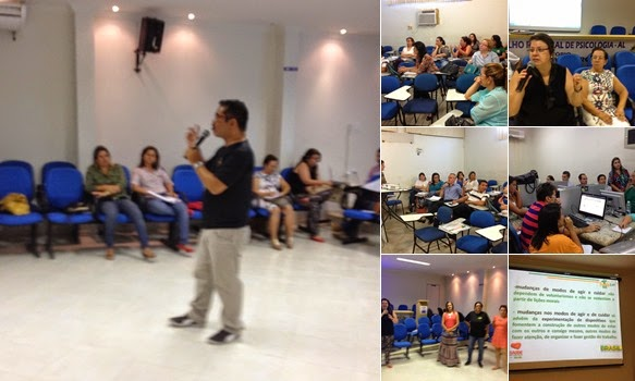 Exibir 2º Módulo Curso de Apoiadores da PNH em Alagoas