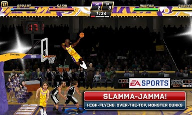 NBA JAM by EA SPORTS™ Armv6 APK+DATA [OFFLINE] | Android