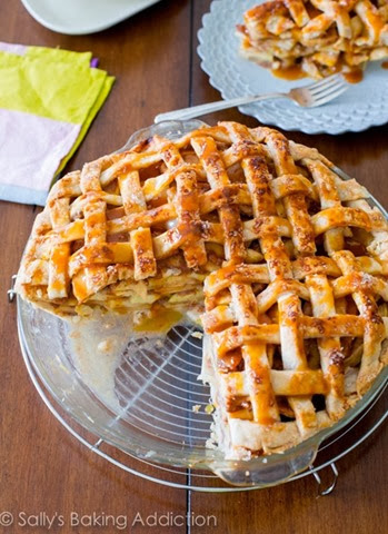 salted apple pie