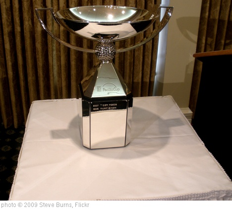 'PGA Tour's FedEx Cup' photo (c) 2009, Steve Burns - license: http://creativecommons.org/licenses/by/2.0/