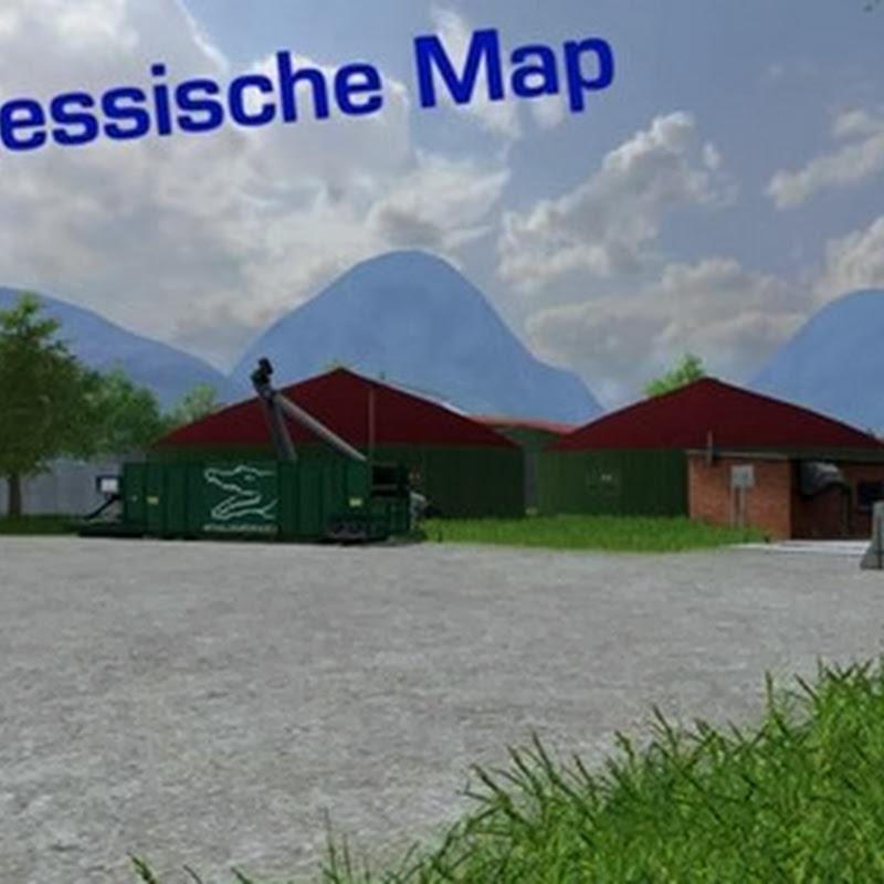 Farming simulator 2013 - Oberhessische Map v 0.95