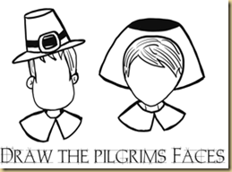 smallest-thanksgiving-drawing-pilgrims-faces-printables