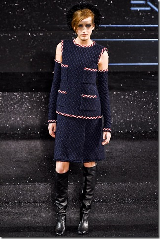 Chanel Fall 2011 (nay) 6