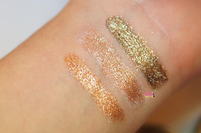 pigmentos da rz art makeup