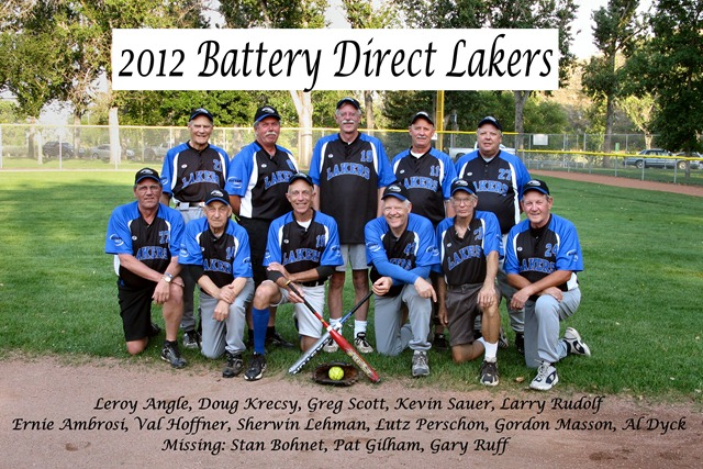 2012 Battery Direct Lakers 9397F