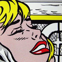 Obras de roy lichtenstein pintor de pop art - Pop art roy lichtenstein obras ...
