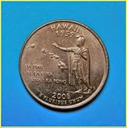 Quarter Hawaii