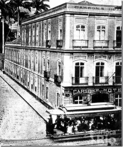Rua do Catete, 158 - 1890