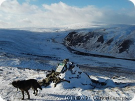 upper teesdale winter