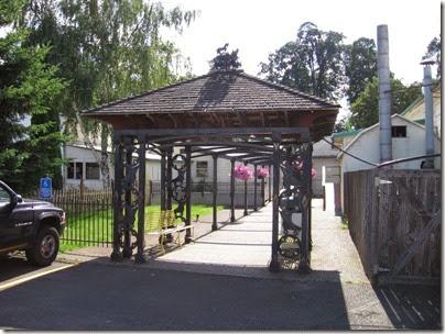 IMG_2174 Oaks Park Roller Rink Entrance