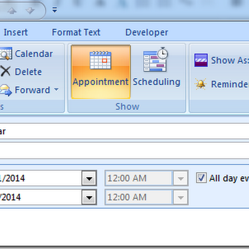 How to create Calendar event in java ?