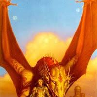 dragon rojo-guerrero