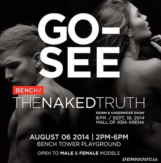 Bench The Naked Truth go-see (1)