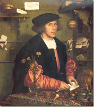 Holbein, Georges Gisze