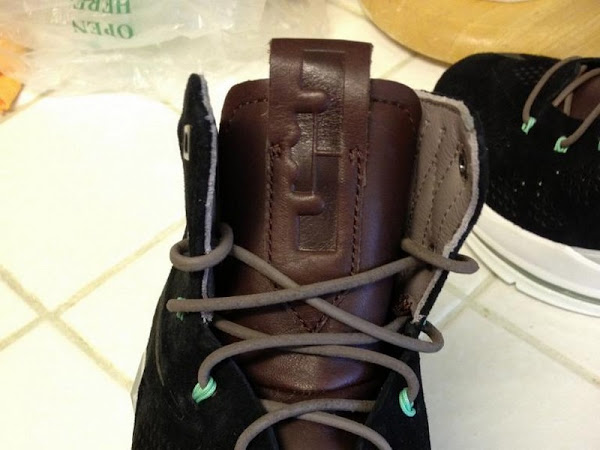 LEBRON X NSW BlackMint 8211 New Looks and Release Info