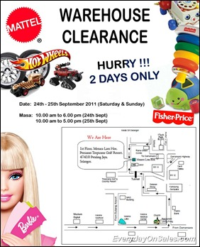 Mattel-Warehouse-Clearance-2011-EverydayOnSales-Warehouse-Sale-Promotion-Deal-Discount