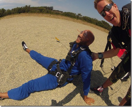 Stephen sky diving for charity6